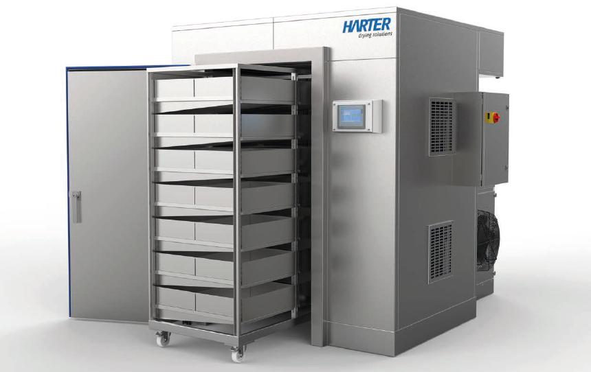 Harter Chamber Dryer